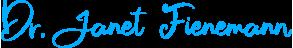 Dr. Janet Fienemann Logo